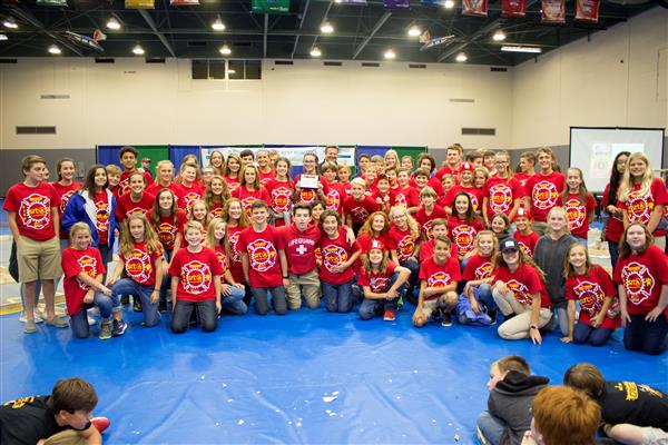 SNS Wins 1st Place at Emerald Coast BEST Robotics Comp
