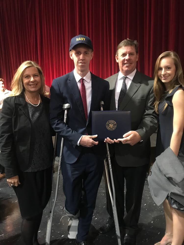 Jacob Beadle Nominated for Naval Academy